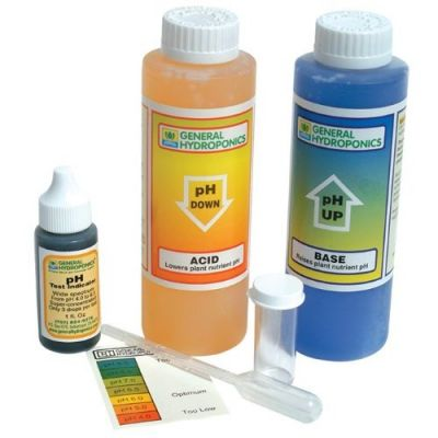 cannabis pH kit